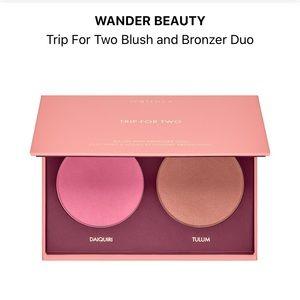 Wander Beauty Blush and Bronzer Duo